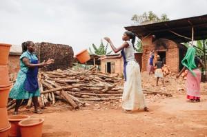 Spouts of Water - Uganda -Tom Woollard